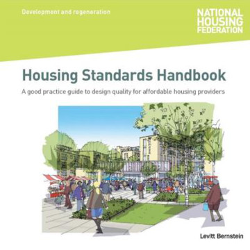 Picture of Housing Standards Handbook: A Good Practice Guide to Design Quality for Affordable Housing Providers