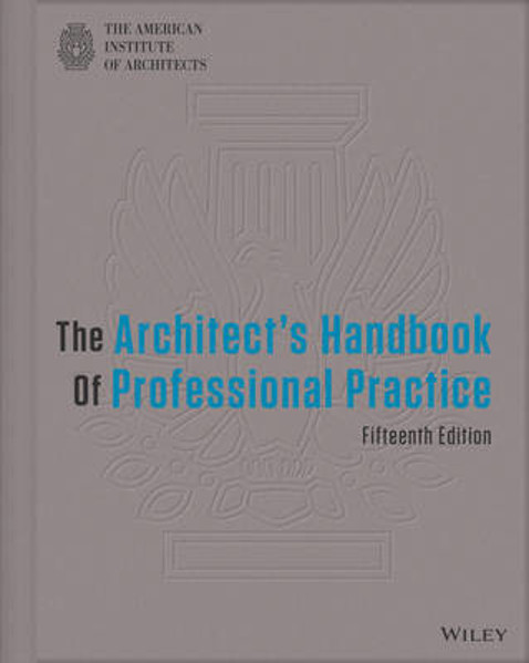 Picture of The Architect's Handbook of Professional Practice