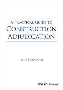 Picture of A Practical Guide to Construction Adjudication