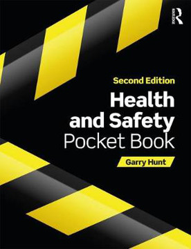 Picture of Health and Safety Pocket Book