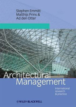Picture of Architectural Management: International Research and Practice