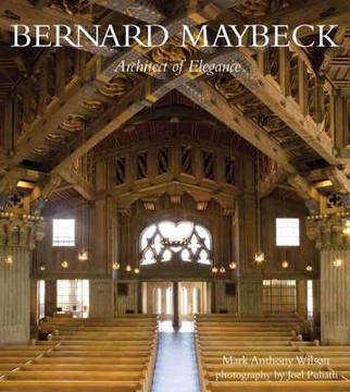 Picture of Bernard Maybeck: Architect of Elegance