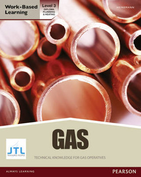 Picture of NVQ level 3 Diploma Gas Pathway Candidate handbook