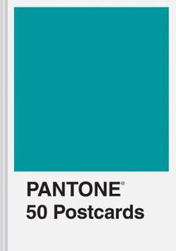 Picture of Pantone 50 Postcards