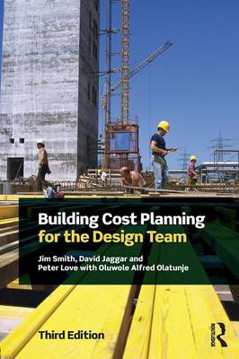 Picture of Building Cost Planning for the Design Team