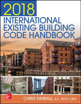 Picture of 2018 International Existing Building Code Handbook
