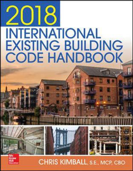 Picture of 2018 International Existing Building Code Handbook