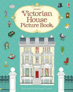 Picture of Victorian House Picture Book