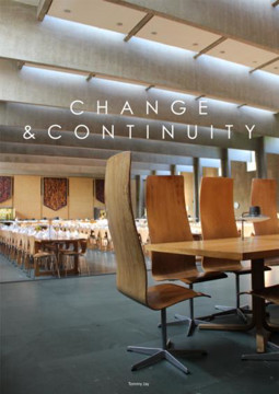 Picture of Change & Continuity: A Study of Oxford's Post-War College Buildings