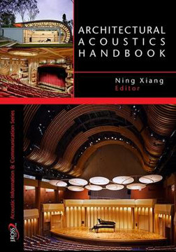 Picture of Architectural Acoustics Handbook