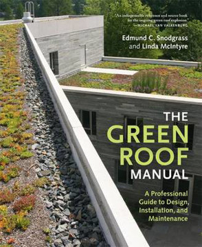 Picture of Green Roof Manual