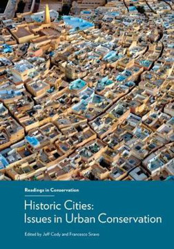 Picture of Historic Cities - Issues in Urban Conservation