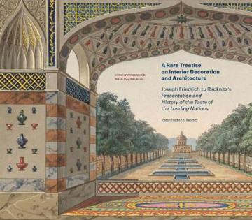 Picture of A Rare Treatise on Interior Decoration and Architecture