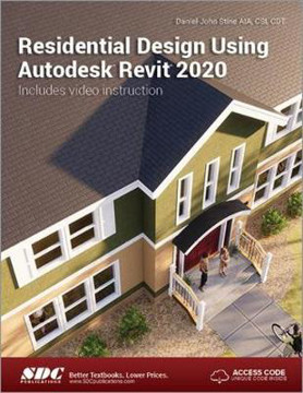 Picture of Residential Design Using Autodesk Revit 2020