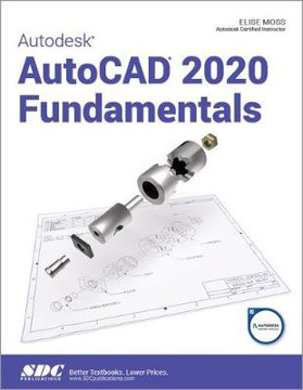 Picture of Autodesk AutoCAD 2020 Fundamentals