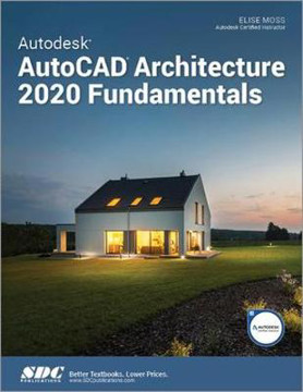 Picture of Autodesk AutoCAD Architecture 2020 Fundamentals