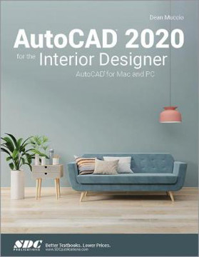 Picture of AutoCAD 2020 for the Interior Designer