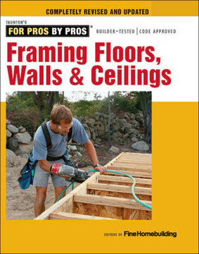 Picture of Framing Floors, Walls & Ceilings