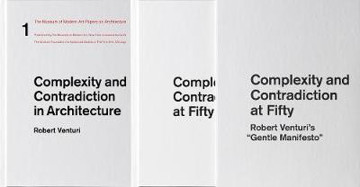 Picture of Complexity and Contradiction at fifty: Studies toward an Ongoing Debate