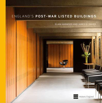Picture of England's Post-War Listed Buildings