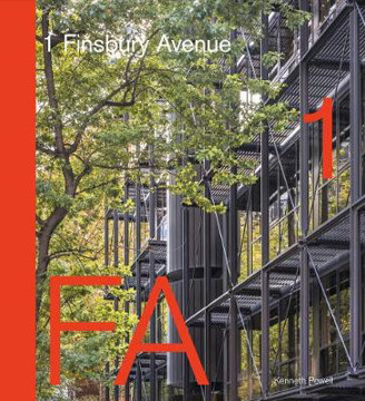 Picture of 1 Finsbury Avenue: Innovative Office Architecture from Arup to AHMM