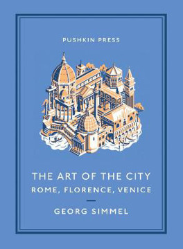 Picture of The Art of the City: Rome, Florence, Venice