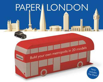 Picture of Paper London: Build Your Own Metropolis in 20 Models