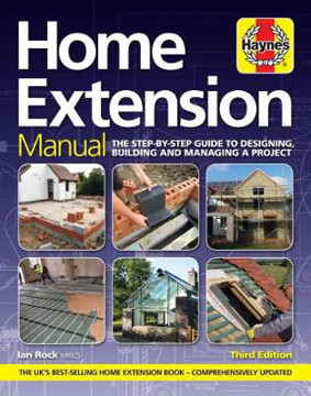 Picture of Home Extension Manual (3rd edition): The step-by-step guide to planning, building and managing a project