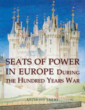 Picture of Seats of Power in Europe during the Hundred Years War