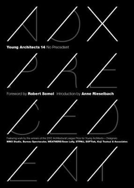 Picture of Young Architects 14: No Precedent