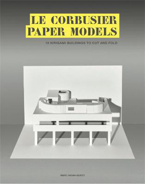 Picture of Le Corbusier Paper Models: 10 Kirigami Buildings To Cut And Fold