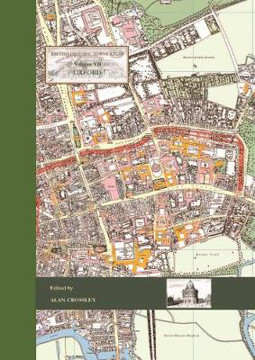 Picture of British Historic Towns Atlas Volume VII: Oxford