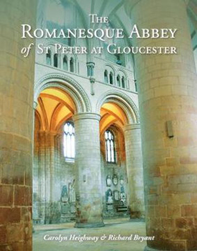 Picture of The Romanesque Abbey of St Peter at Gloucester