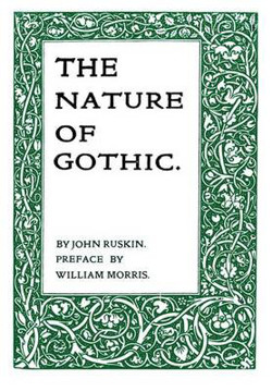 Picture of The Nature of Gothic