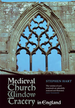 Picture of Medieval Church Window Tracery in England