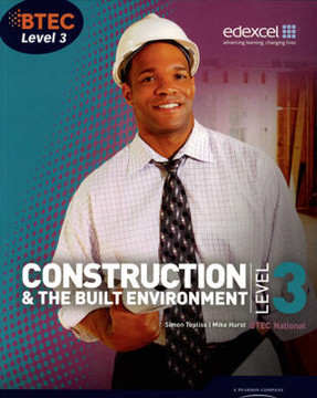Picture of BTEC Level 3 National Construction and the Built Environment Student Book