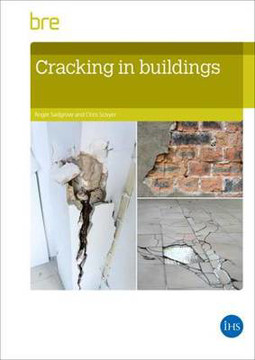 Picture of Cracking in Buildings: BR292 2e