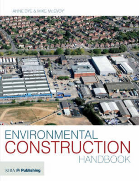 Picture of Environmental Construction Handbook