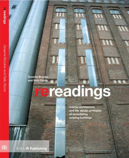 Picture of Re-Readings: Interior architecture and the design principles of remodelling existing buildings