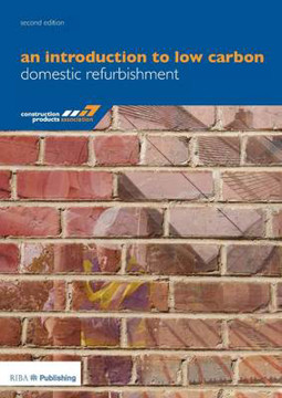 Picture of An Introduction to Low Carbon Domestic Refurbishment