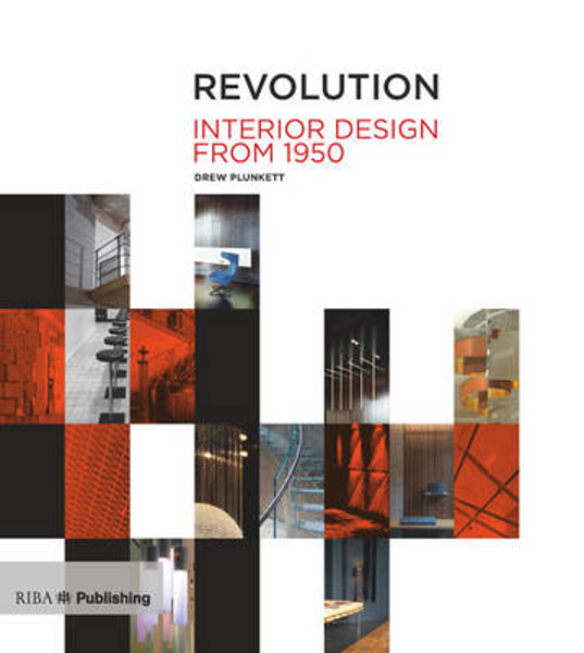 Picture of Revolution: Interior Design from 1950
