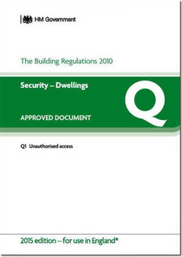 Picture of Approved document Q: Security - dwellings The Building Regulations 2010