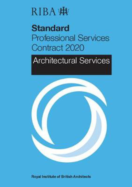 Picture of RIBA Standard Professional Services Contract 2020 : Architectural Services
