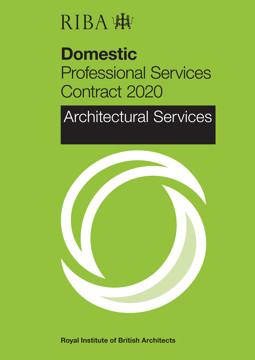 Picture of RIBA Domestic Professional Services Contract 2020 : Architectural Services
