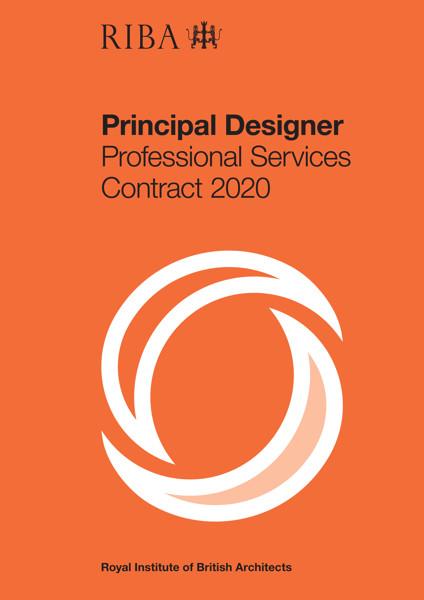 Picture of RIBA Principal Designer Professional Services Contract 2020