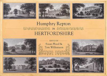 Picture of Humphry Repton in Hertfordshire: Documents and landscapes: 2018