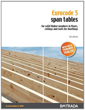Picture of Eurocode 5 Span Tables