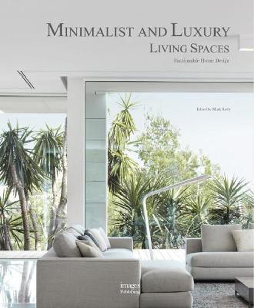 Picture of Minimalist and Luxury Living Spaces: Fashionable Home Design