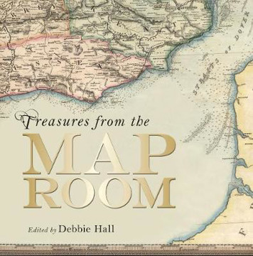 Picture of Treasures from the Map Room: A Journey through the Bodleian Collections