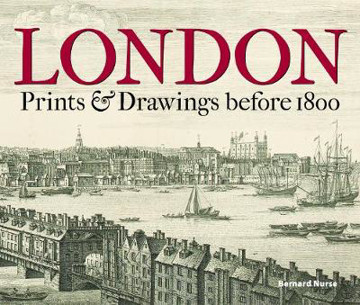 Picture of London: Prints & Drawings before 1800